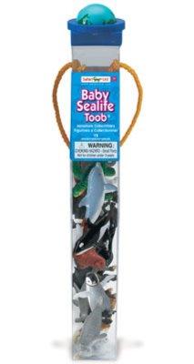 Иллюстрация 1 из 18 для Морская жизнь-детеныши (680704) | Лабиринт - игрушки. Источник: Лабиринт
