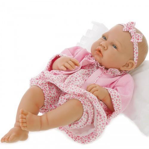 Иллюстрация 1 из 8 для Кукла-младенец Каталина (5530)   Лабиринт - игрушки. Источник: Лабиринт