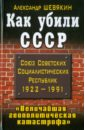 Шевякин Александр Петрович Как убили СССР. Величайшая геополитическая катастрофа
