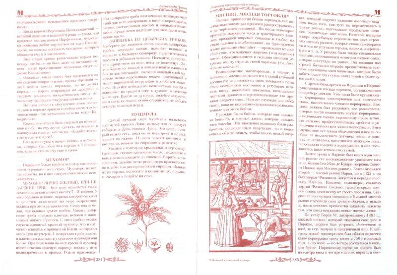 Иллюстрация 1 из 7 для Большой кулинарный словарь - Александр Дюма | Лабиринт - книги. Источник: Лабиринт