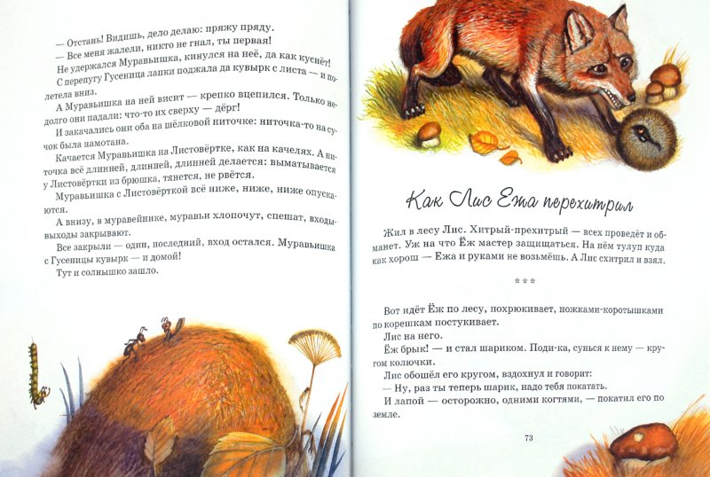 Иллюстрация 1 из 35 для Как муравьишка домой спешил - Виталий Бианки   Лабиринт - книги. Источник: Лабиринт