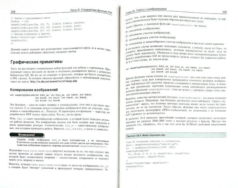 Иллюстрация 1 из 11 для PHP 5. 2-е изд. - Котеров, Костарев | Лабиринт - книги. Источник: Лабиринт