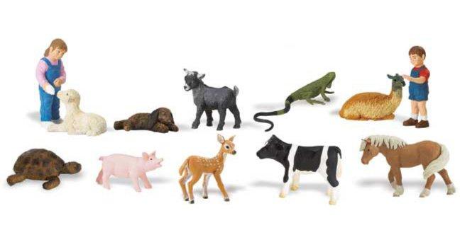 Иллюстрация 1 из 2 для Домашние животные (683704)   Лабиринт - игрушки. Источник: Лабиринт