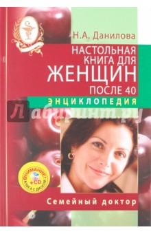 Настольная книга для женщин после 40 (+CD)