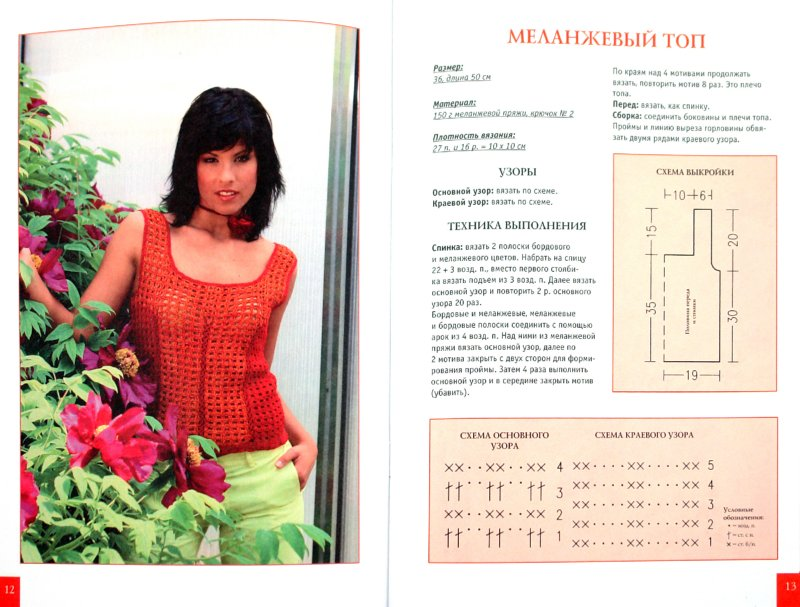 Иллюстрация 1 из 7 для Модные весенние модели: Вяжем крючком | Лабиринт - книги. Источник: Лабиринт