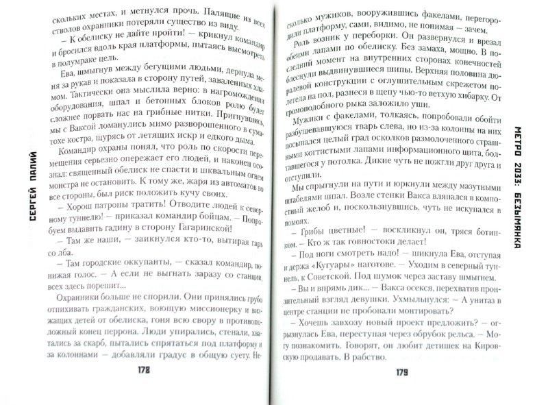 Иллюстрация 1 из 13 для Метро 2033. Безымянка - Сергей Палий | Лабиринт - книги. Источник: Лабиринт