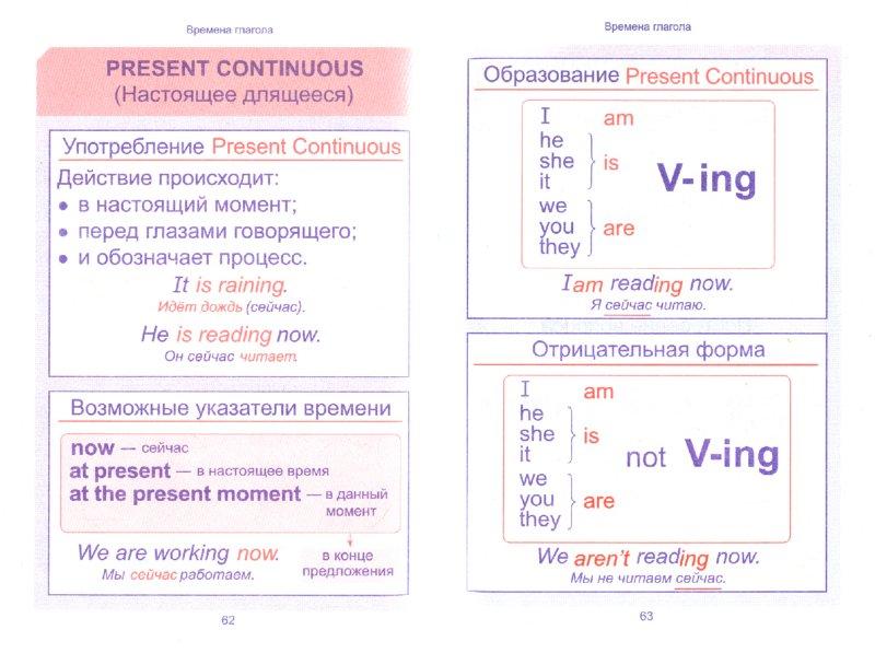 Иллюстрация 1 из 8 для Английский язык. Курс начальной школы в таблицах   Лабиринт - книги. Источник: Лабиринт