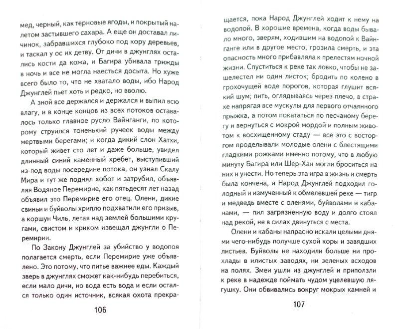 Иллюстрация 1 из 6 для Маугли - Редьярд Киплинг | Лабиринт - книги. Источник: Лабиринт