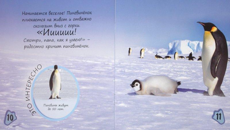 Иллюстрация 1 из 23 для Пингвиненок покоряет Антарктиду - Майкл Тейтелбаум | Лабиринт - книги. Источник: Лабиринт