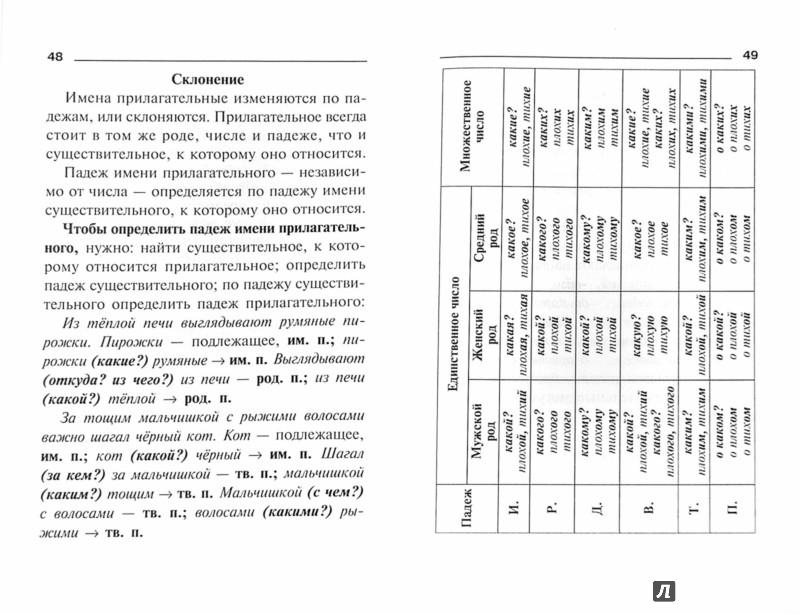 Иллюстрация 1 из 7 для Правила русского языка - Ольга Ушакова | Лабиринт - книги. Источник: Лабиринт