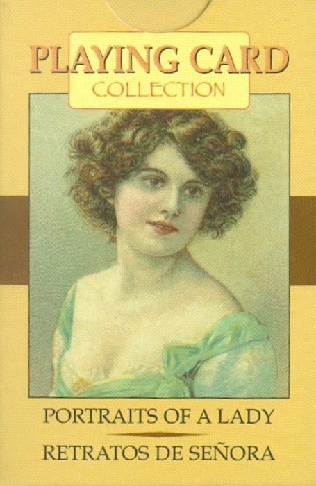 Иллюстрация 1 из 24 для Карты игральные: Портреты Леди | Лабиринт - сувениры. Источник: Лабиринт