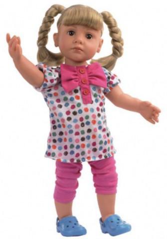 Иллюстрация 1 из 5 для Кукла Эмили, блондинка (1008374) | Лабиринт - игрушки. Источник: Лабиринт