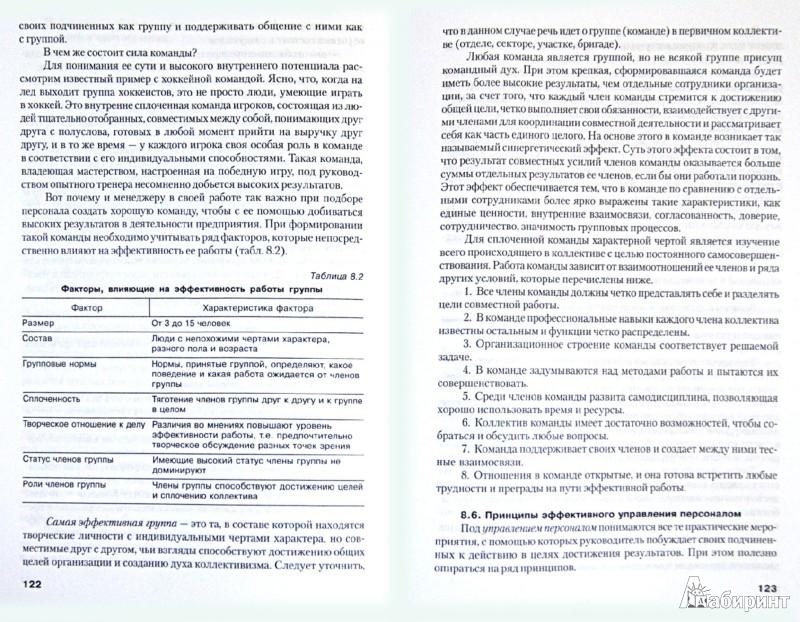 Иллюстрация 1 из 9 для Менеджмент: учебное пособие - Владимир Грибов   Лабиринт - книги. Источник: Лабиринт
