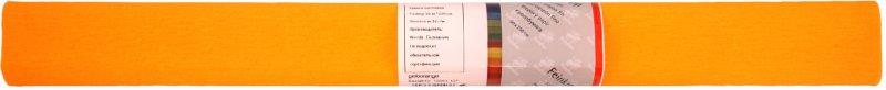 Иллюстрация 1 из 7 для Бумага креповая в рулоне, светло-оранжевая (12061-107) | Лабиринт - игрушки. Источник: Лабиринт