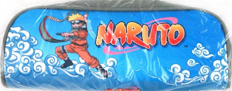 Иллюстрация 1 из 4 для Пенал-косметичка Naruto, 1 отделение (ПМ-21/N)   Лабиринт - канцтовы. Источник: Лабиринт