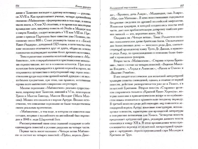 Иллюстрация 1 из 6 для Книга друидов - А. Галат | Лабиринт - книги. Источник: Лабиринт