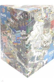 """Puzzle-1500 """"Париж"""" eBoy (29413) от Лабиринт"""