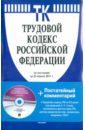 Обложка Трудовом кодекс Российской Федерации (на 25.04.11) (+CD)