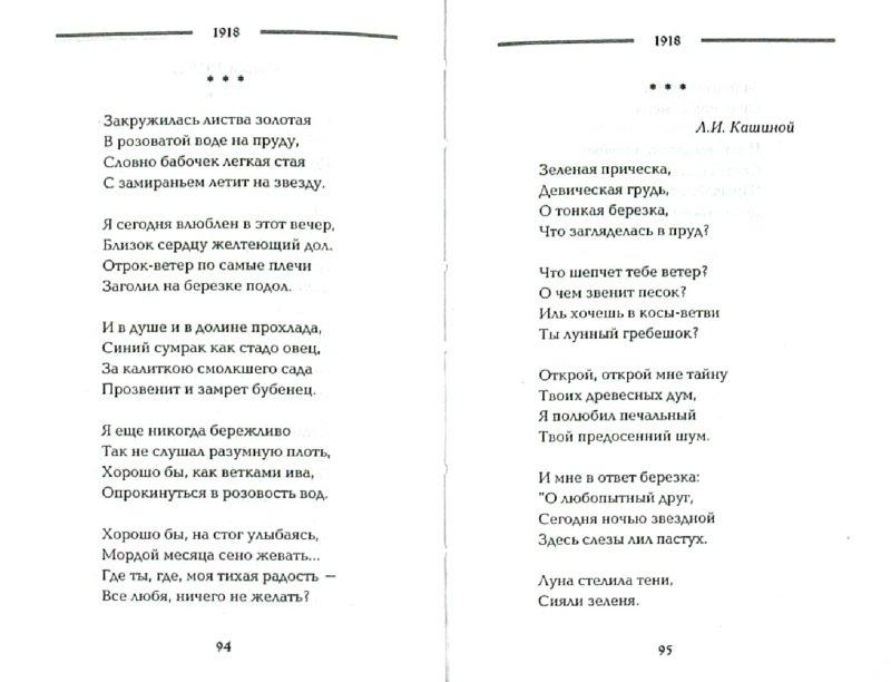 Иллюстрация 1 из 9 для Избранное - Сергей Есенин   Лабиринт - книги. Источник: Лабиринт