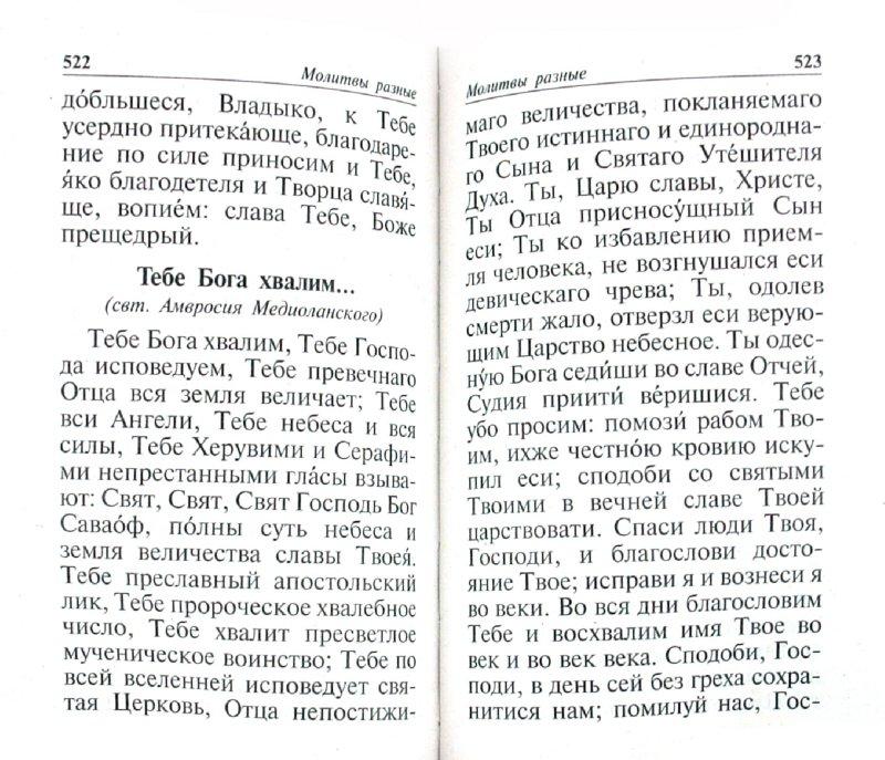 Иллюстрация 1 из 7 для Православный молитвослов и Псалтирь | Лабиринт - книги. Источник: Лабиринт