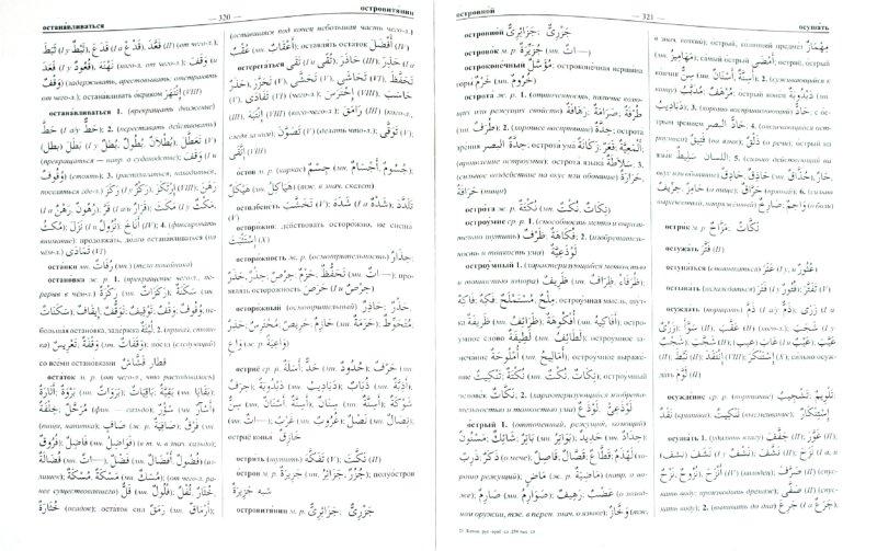 Иллюстрация 1 из 5 для Большой русско-арабский словарь. 250 000 слов и словосочетаний | Лабиринт - книги. Источник: Лабиринт