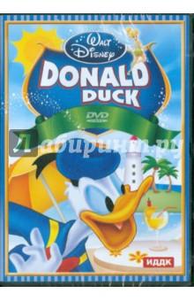 Уолт Дисней. Дональд Дак (DVD)
