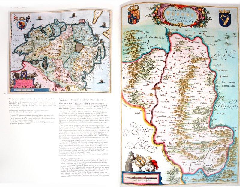 Иллюстрация 1 из 2 для Atlas Maior - Blaeu, Krogt | Лабиринт - книги. Источник: Лабиринт