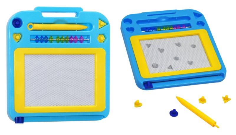 Иллюстрация 1 из 10 для Доска для рисования (123-4) | Лабиринт - игрушки. Источник: Лабиринт