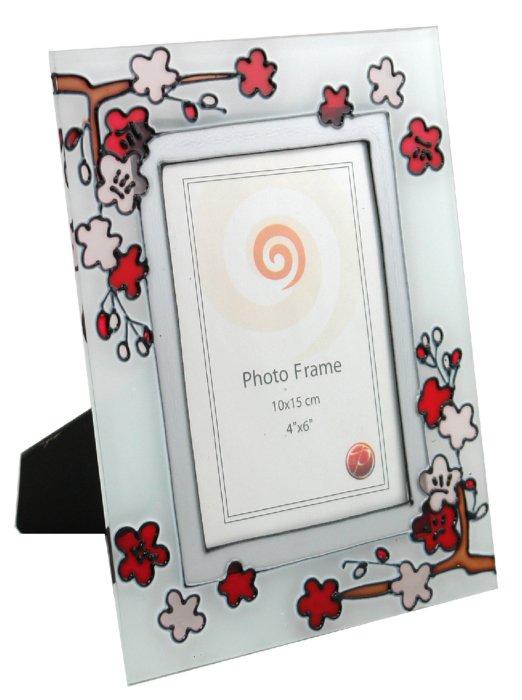 "Иллюстрация 1 из 2 для Фоторамка 10х15 см ""Plum blossom"" (2102) | Лабиринт - сувениры. Источник: Лабиринт"