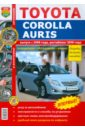 Toyota Corolla/Auris c 2006 года, рестайлинг с 2010 года запчасти