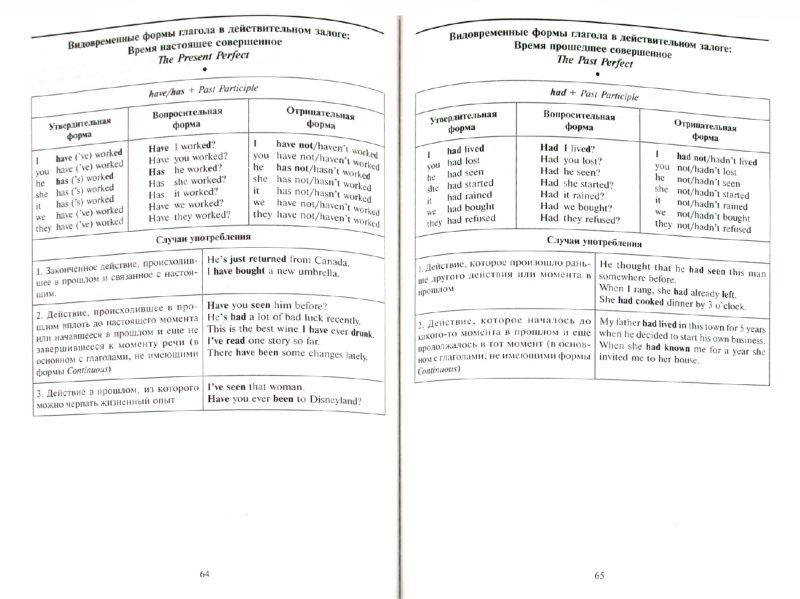 Иллюстрация 1 из 11 для Английская грамматика в таблицах (Intermediate) - Елена Угарова | Лабиринт - книги. Источник: Лабиринт