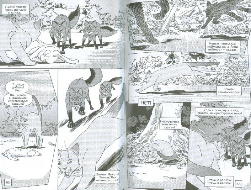 Иллюстрация 1 из 13 для Звездоцап и Саша. Комплект комиксов из 3-х книг - Эрин Хантер | Лабиринт - книги. Источник: Лабиринт