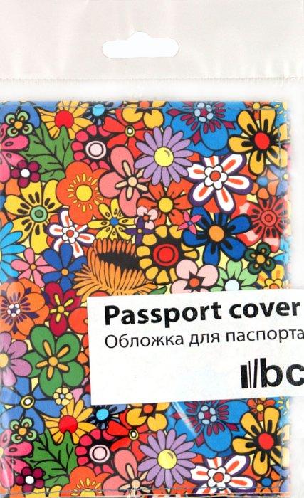 Иллюстрация 1 из 3 для Обложка для паспорта (Ps 7.10)   Лабиринт - канцтовы. Источник: Лабиринт