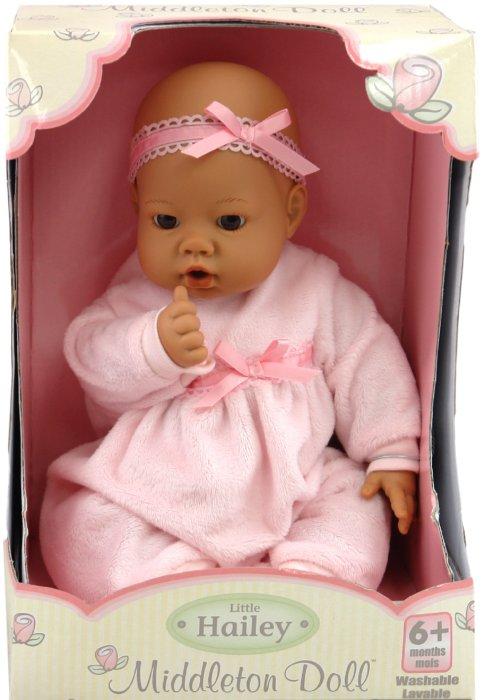 Иллюстрация 1 из 2 для Малышка Хэйли (мулатка) (02359) | Лабиринт - игрушки. Источник: Лабиринт