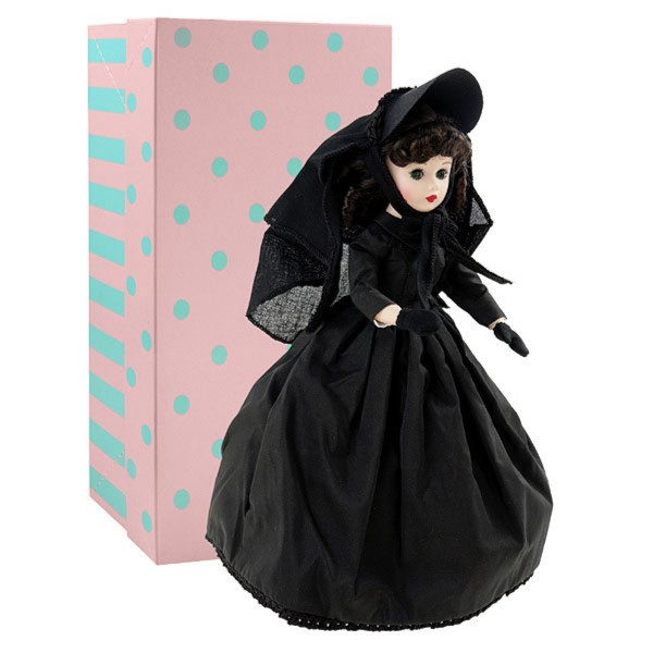 Иллюстрация 1 из 5 для Кукла Скарлет О'Хара (в трауре) (50265)   Лабиринт - игрушки. Источник: Лабиринт