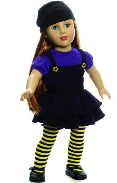 Иллюстрация 1 из 3 для Кукла Сандра (61980) | Лабиринт - игрушки. Источник: Лабиринт