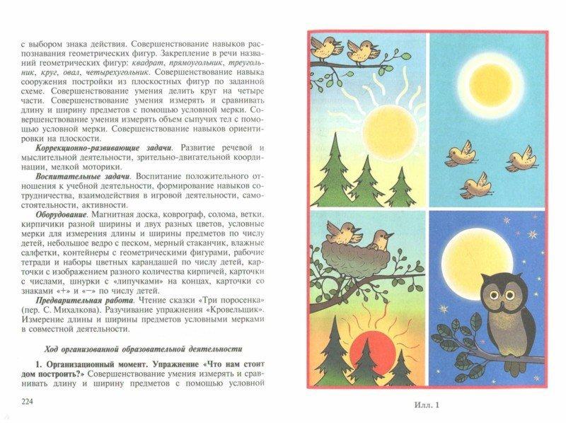 Иллюстрация 1 из 16 для Развитие математических представлений у дошкольников с ОНР (с 6 до 7 лет) - Наталия Нищева | Лабиринт - книги. Источник: Лабиринт