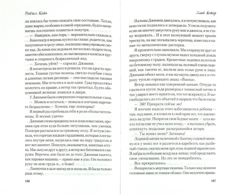 Иллюстрация 1 из 17 для Повелители стихий. Книга 1. Злой ветер - Рейчел Кейн | Лабиринт - книги. Источник: Лабиринт