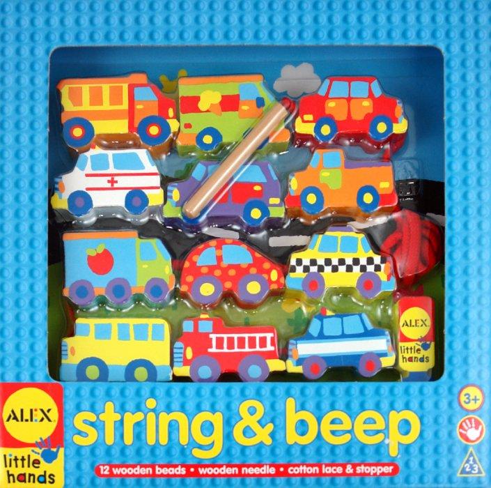 """Иллюстрация 1 из 8 для Игра развивающая """"Машинки"""" (12 штук) (1486В)   Лабиринт - игрушки. Источник: Лабиринт"""
