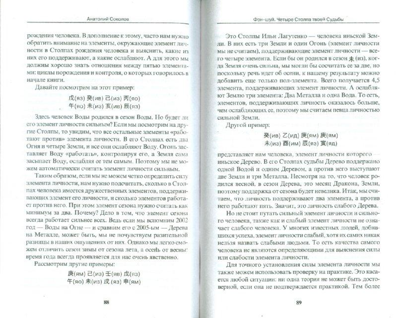 Иллюстрация 1 из 8 для Фэн-шуй. Четыре Столпа твоей Судьбы - Анатолий Соколов | Лабиринт - книги. Источник: Лабиринт