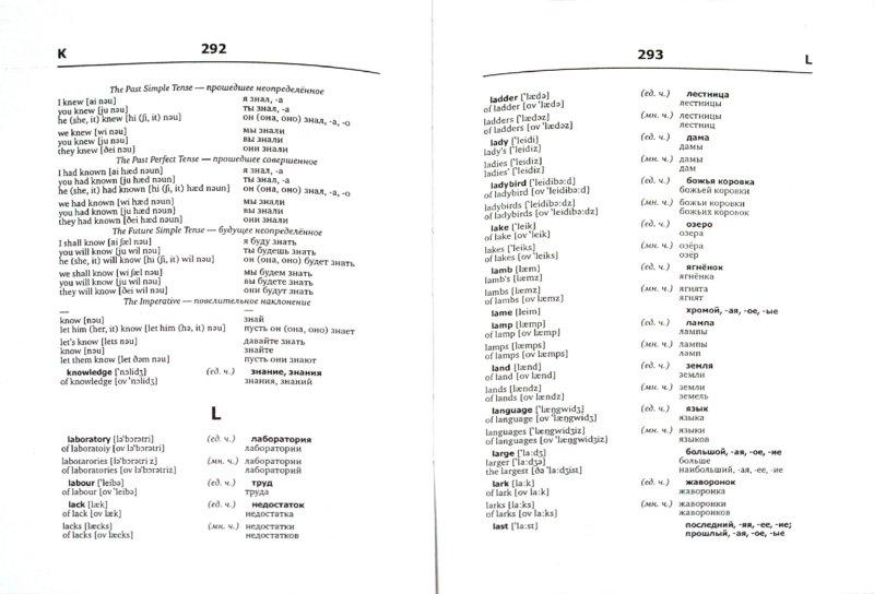 Иллюстрация 1 из 7 для Англо-русский, русско-английский словарь с использованием грамматики - Живан Милорадович   Лабиринт - книги. Источник: Лабиринт