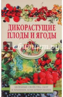 Дикорастущие плоды и ягоды. Целебные свойства, сбор и хранение, консервирование