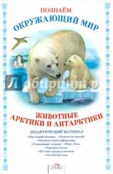 """Дидактический материал """"Познаём окружающий мир"""". """"Животные Арктики и Антарктики"""""""