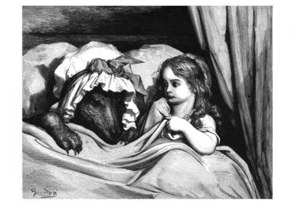Иллюстрация 1 из 64 для Гравюры Гюстава Доре к сказкам Шарля Перро. Открытки | Лабиринт - книги. Источник: Лабиринт