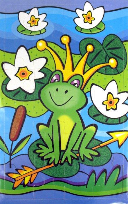 Иллюстрация 1 из 2 для Мягкие пазлы. Царевня-лягушка (2170) | Лабиринт - игрушки. Источник: Лабиринт