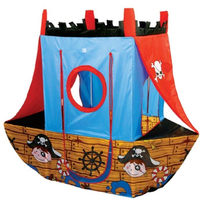 """Иллюстрация 1 из 5 для Палатка """"Корабль пирата"""" (GT5256)   Лабиринт - игрушки. Источник: Лабиринт"""