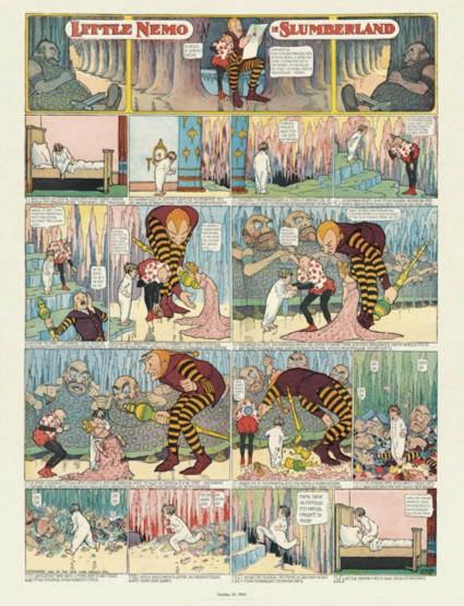 Иллюстрация 5 из 22 для Малыш Немо в Сонной Стране - Винзор МакКей   Лабиринт - книги. Источник: Лабиринт