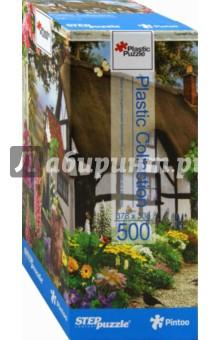 Puzzle-500 Милый дом (98010) пазлы crystal puzzle 3d головоломка вулкан 40 деталей