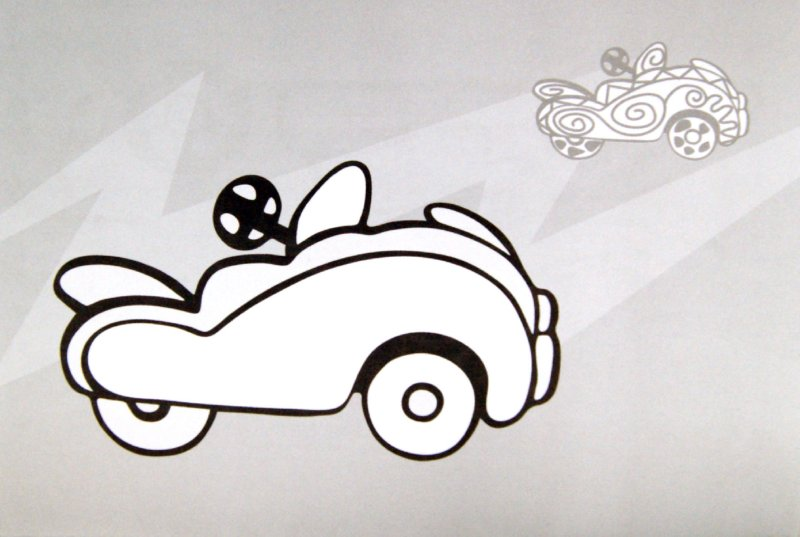 Иллюстрация 1 из 11 для Машинки. Для детей от 3-х лет | Лабиринт - книги. Источник: Лабиринт