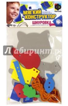 """Шнуровка """"Кот"""" (103022)"""